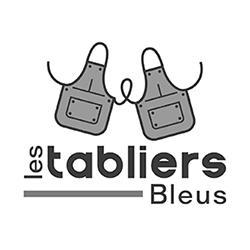 LES TABLIERS BLEUS / LES HALLES A JOJO